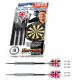 Harrows Eric Bristow Silver Arrow Brass